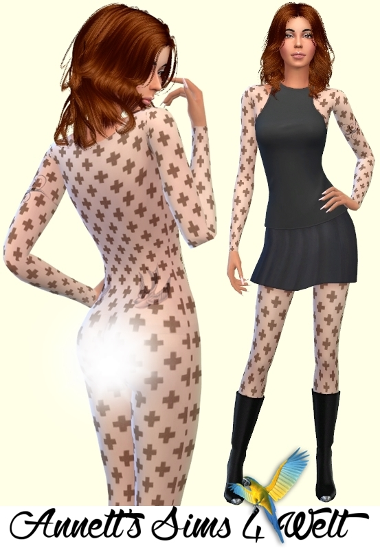 Annett`s Sims 4 Welt: Accessory Catsuits • Sims 4 Downloads