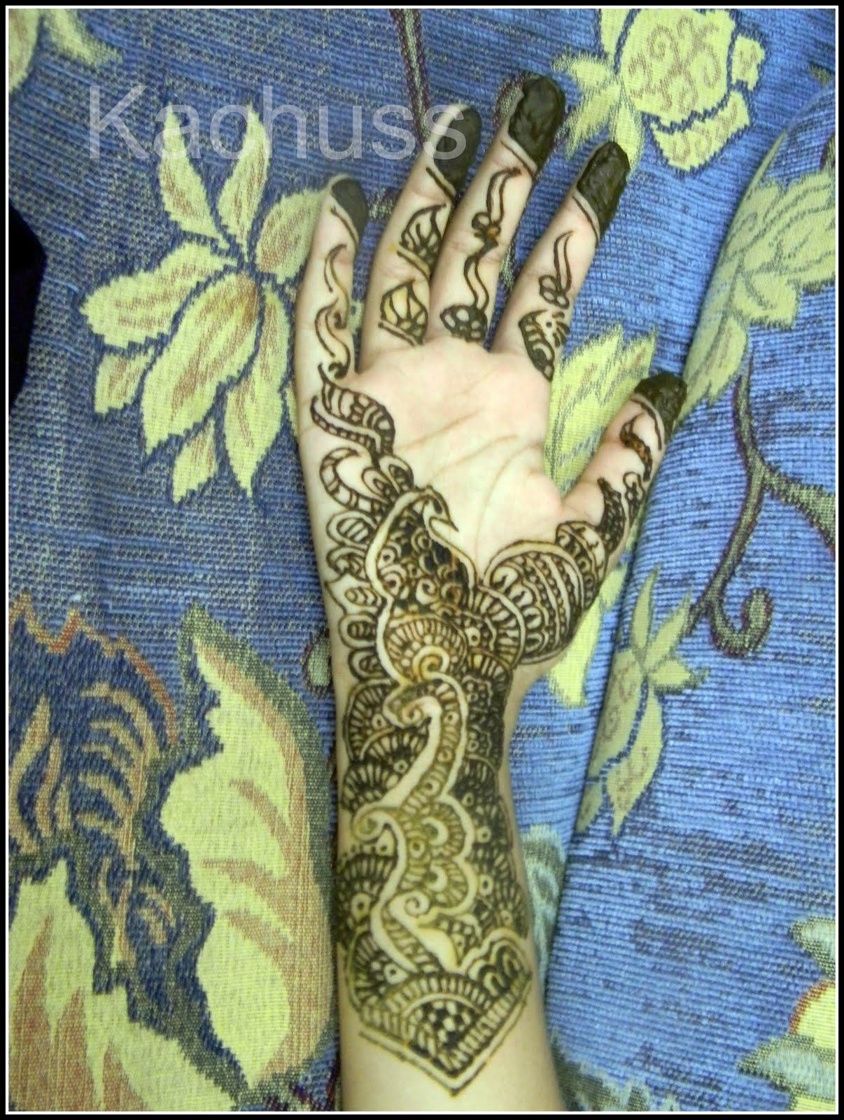 Kachuss Delights Mehndi Henna Designs