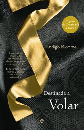 Reseña: Trilogia avalon - Destinada a volar #3 de Indigo Bloome