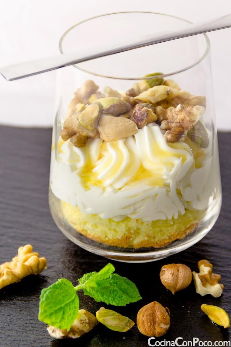 Antojo de yogur turco