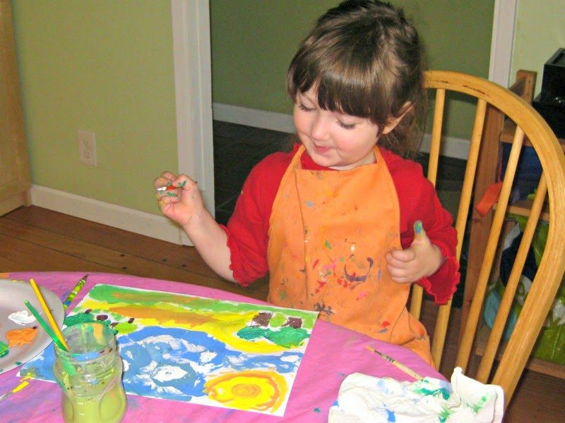 Guided Art for Preschool