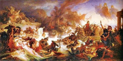 Η ΠΡΟΦΗΤΕΙΑ του Αισχύλου για την χώρα του φωτός: την Ελλάδα – Η Νέμεσις πλησιάζει…