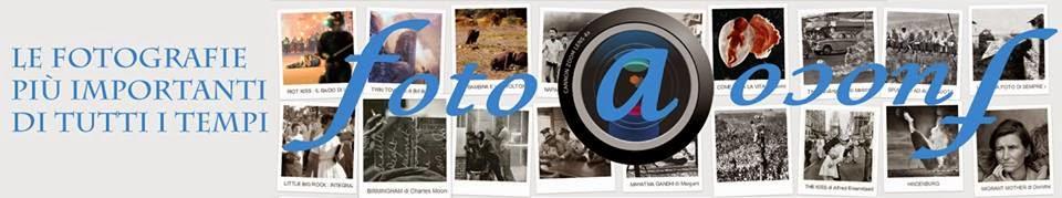Foto a Fuoco - Le fotografie Più Importanti della Storia