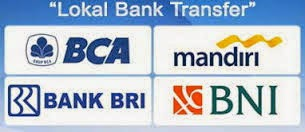 Rekening Bank Transfer