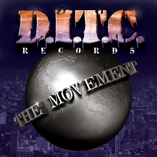 D.I.T.C. Records - The Movement (2008)