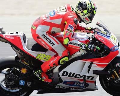 Terlempar di Kualifikasi, Iannone Tahu Cara Masuk ke Barisan Depan Balapan Nanti