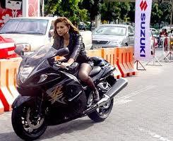 บุ๋ม ปนัดดา วงศ์ผู้ดี กับรถบิ๊กไบค์ ฅ-คนรักรถ นานา พีเค Bum Super Bike