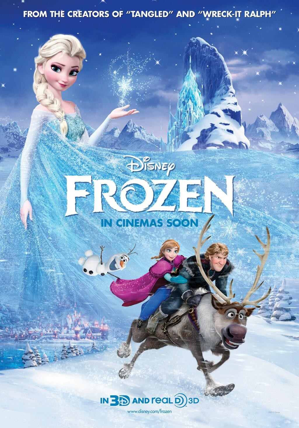 RCS #87 Frozen