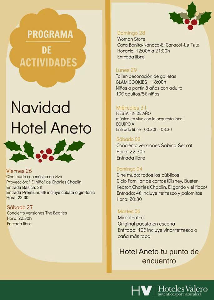 iGastro Aragón: Noticias de gastronomía en Aragón: Navidad en ...