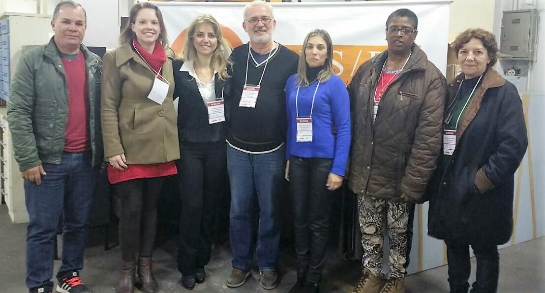 delegação do CMS de Viamão