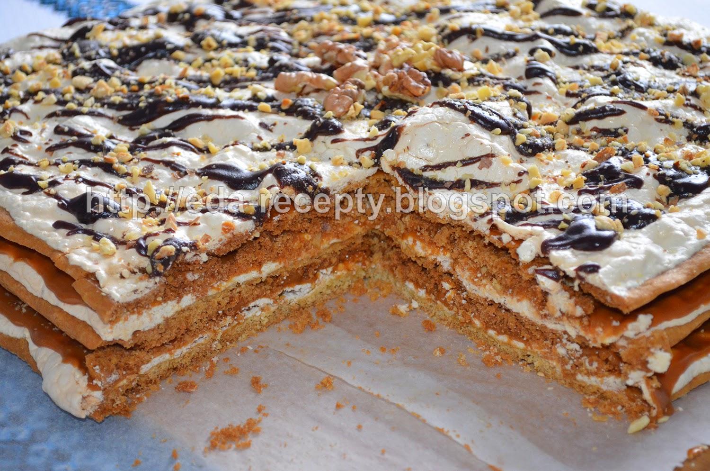 Торт Сникерс с белками