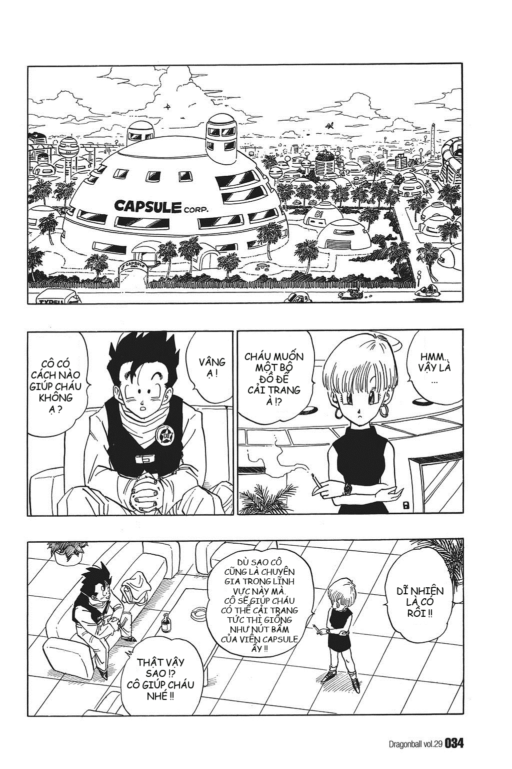 xem truyen moi - Dragon Ball Bản Vip - Bản Đẹp Nguyên Gốc Chap 423