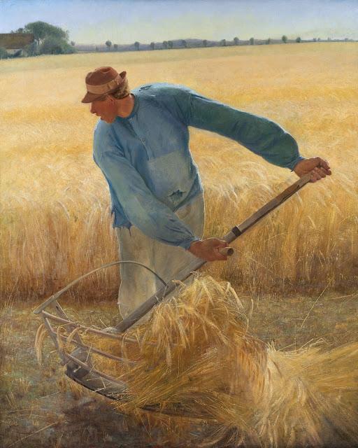 I høst, af L.A. Ring (1885)