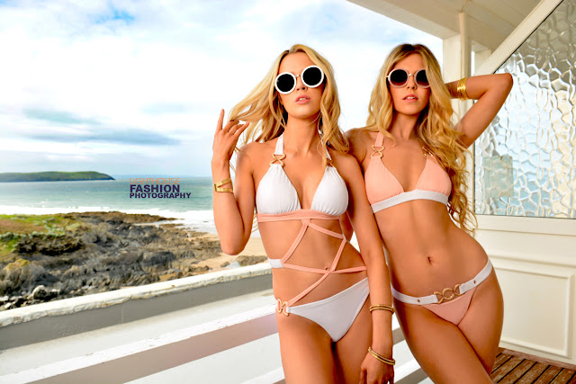 SasSea Swimwear Campaign Shoot