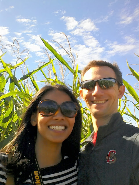 Corn Maze - Grim's Greenhouse - Breinigsville, PA | Taste As You Go