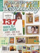 Photo Pocket Scrapbooking Bliss!
