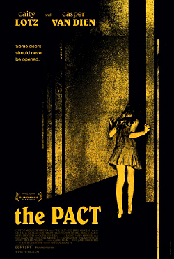 Filme Poster The Pact HDRip XviD & RMVB Legendado