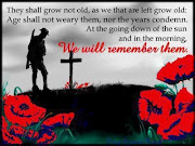 Today being Anzac Day we were all at home with nothing to do so it was a .