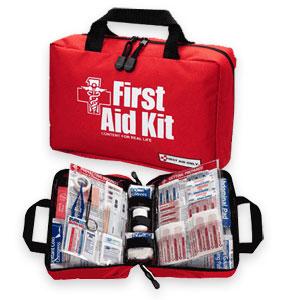 PROFISSÕES First-aid-kit-vacation