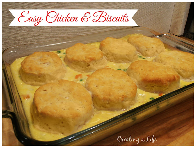 http://creatingalifenow.blogspot.com/2013/12/easy-chicken-and-biscuits-with.html