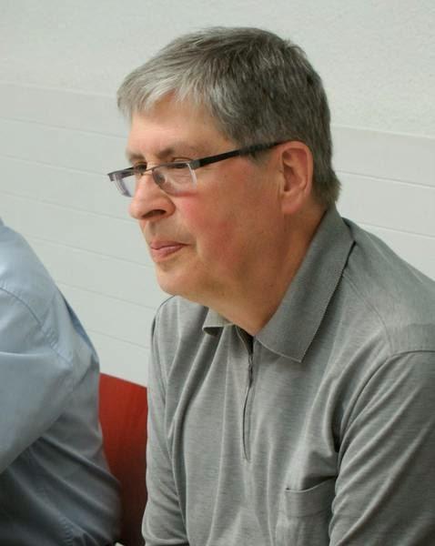 Martin Roth, EMK-Pfarrer im Ruhestand