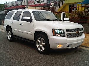CHEVROLET TAHOE 2007 ZTZ,BLANCA INTERIOR BEIGE, 4X4, VERSION AMERICANA,