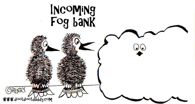 Fogbank Cartoons http://dootdootdaddy.blogspot.com/2013/05/birds-on
