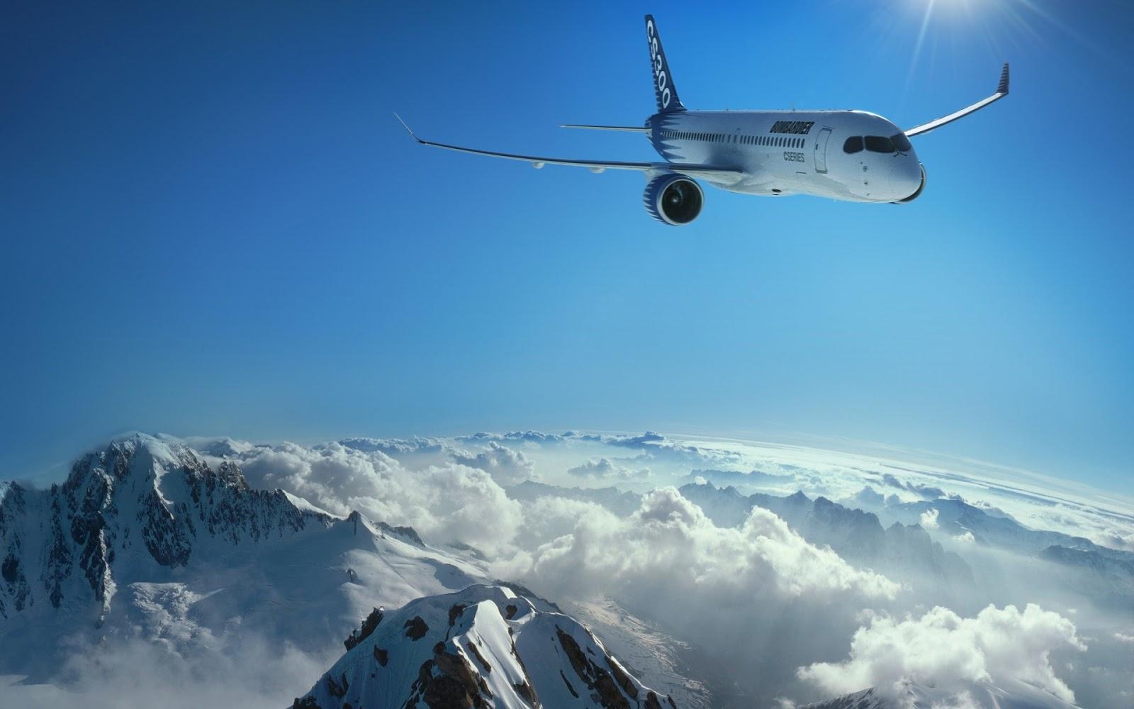 Blue Sky Plane CS300