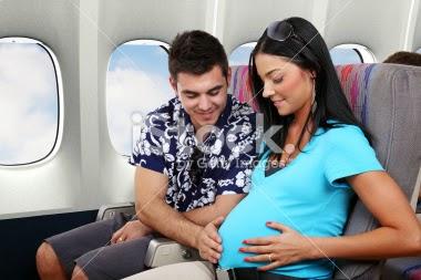 tips traveling untuk ibu hamil