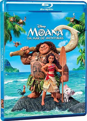 Filme Poster Moana: Um Mar de Aventuras
