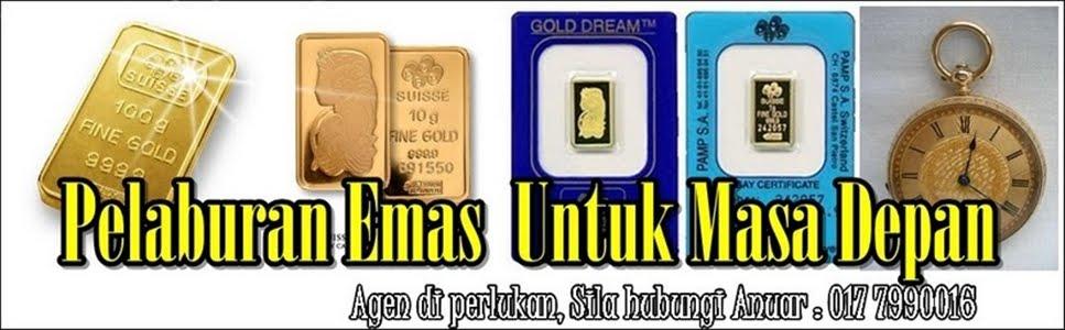 Pelaburan Emas Untuk Masa Depan, Mencari Agen dan Pembeli Sila Hubungi 0177990016