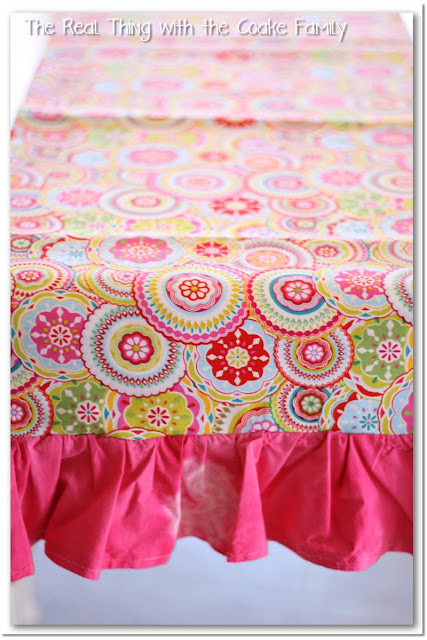 Table Runner Pattern