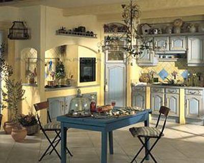 Decoracion de interiores estilo rustico: cocina