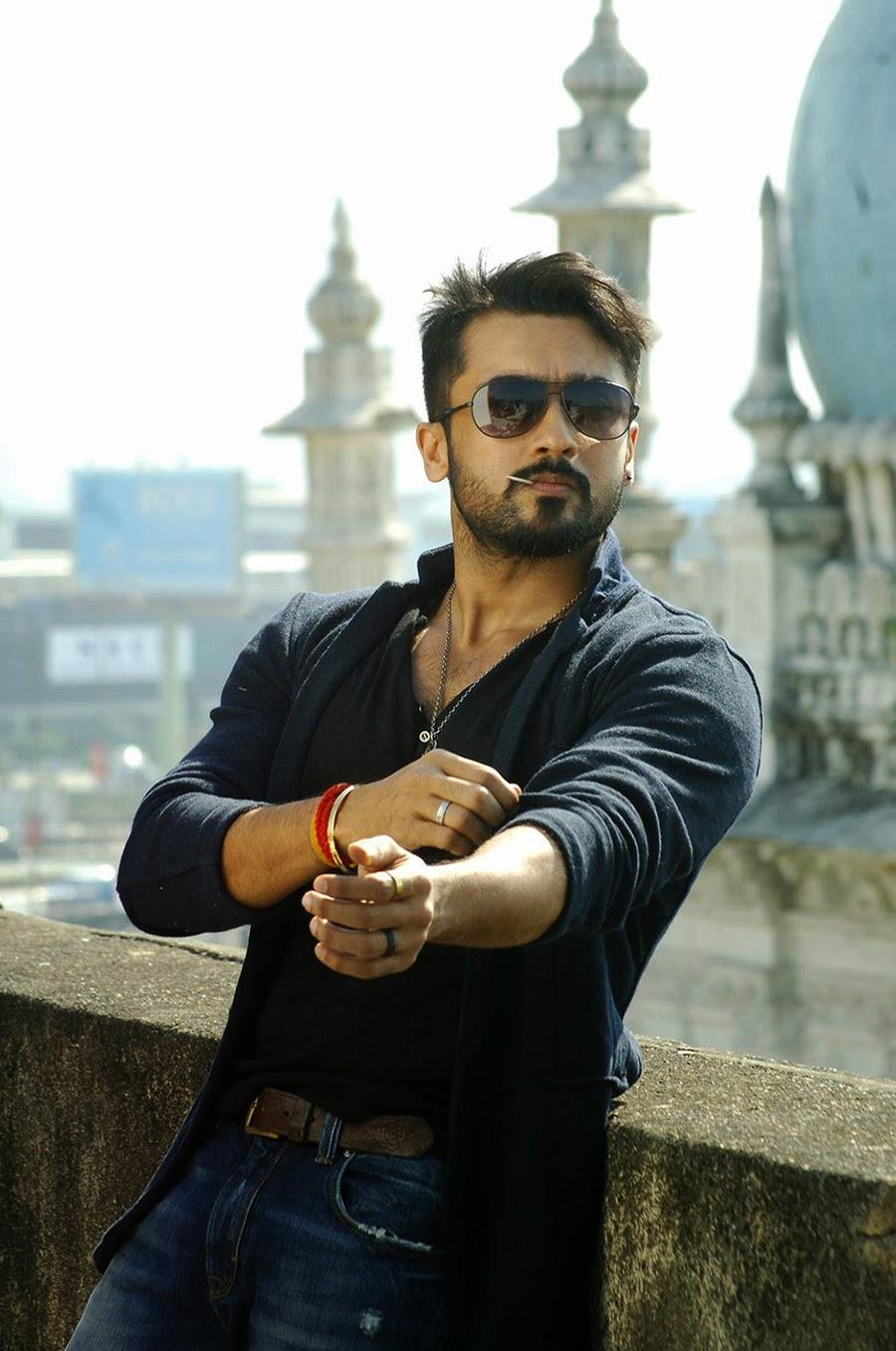 Suriya Rocking Stills from Anjaan Tamil movie-HQ-Photo-1