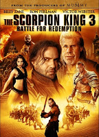 The Scorpion King 3 Battle for Redemption: (2012)