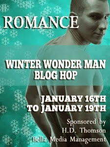 Winter Wonder Man Blog Hop!