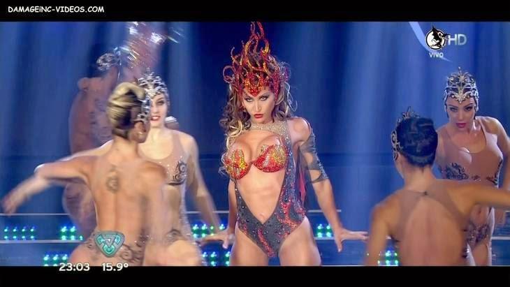 Adabel Guerrero nig boobs showgirl damageinc-videos HD