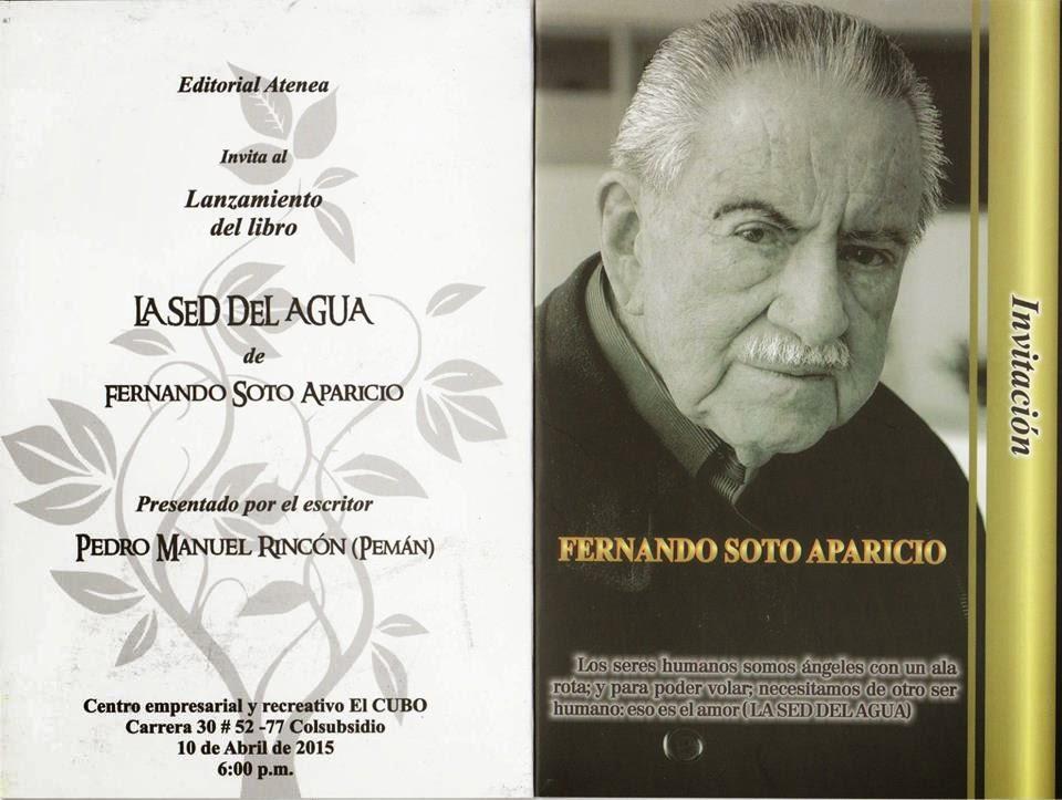 Fernando Soto Aparicio Frases de Fernando Soto Aparicio