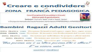Genitorialità Efficace  - Creare e condividere una ZONA FRANCA PEDAGOGICA