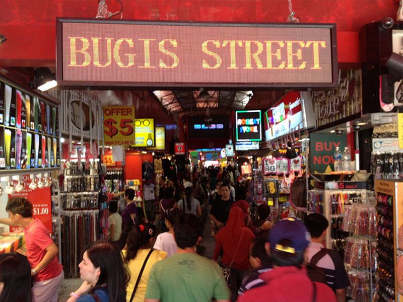 Tempat Wisata Di Singapore Singapura Tujuan