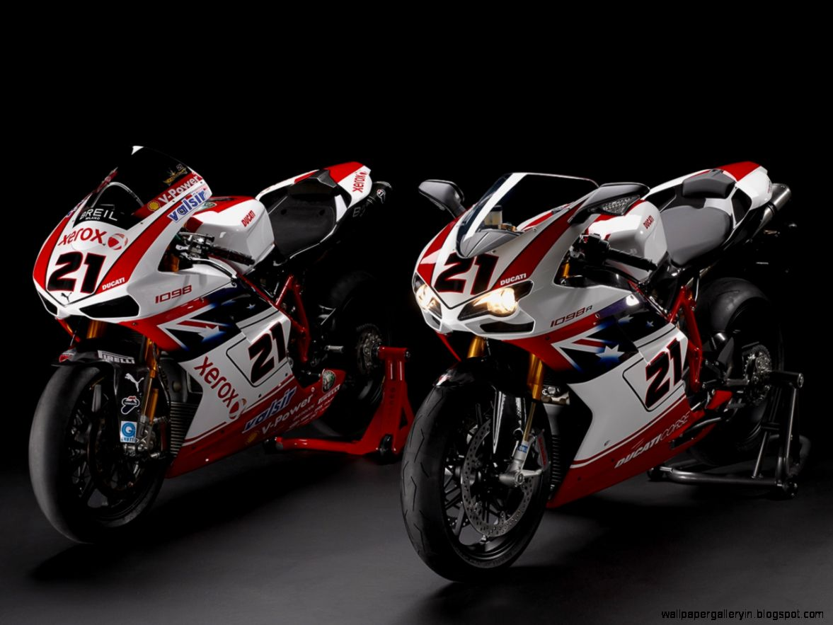 Ducati Superbike 749R Cool Wallpaper Background  Free High