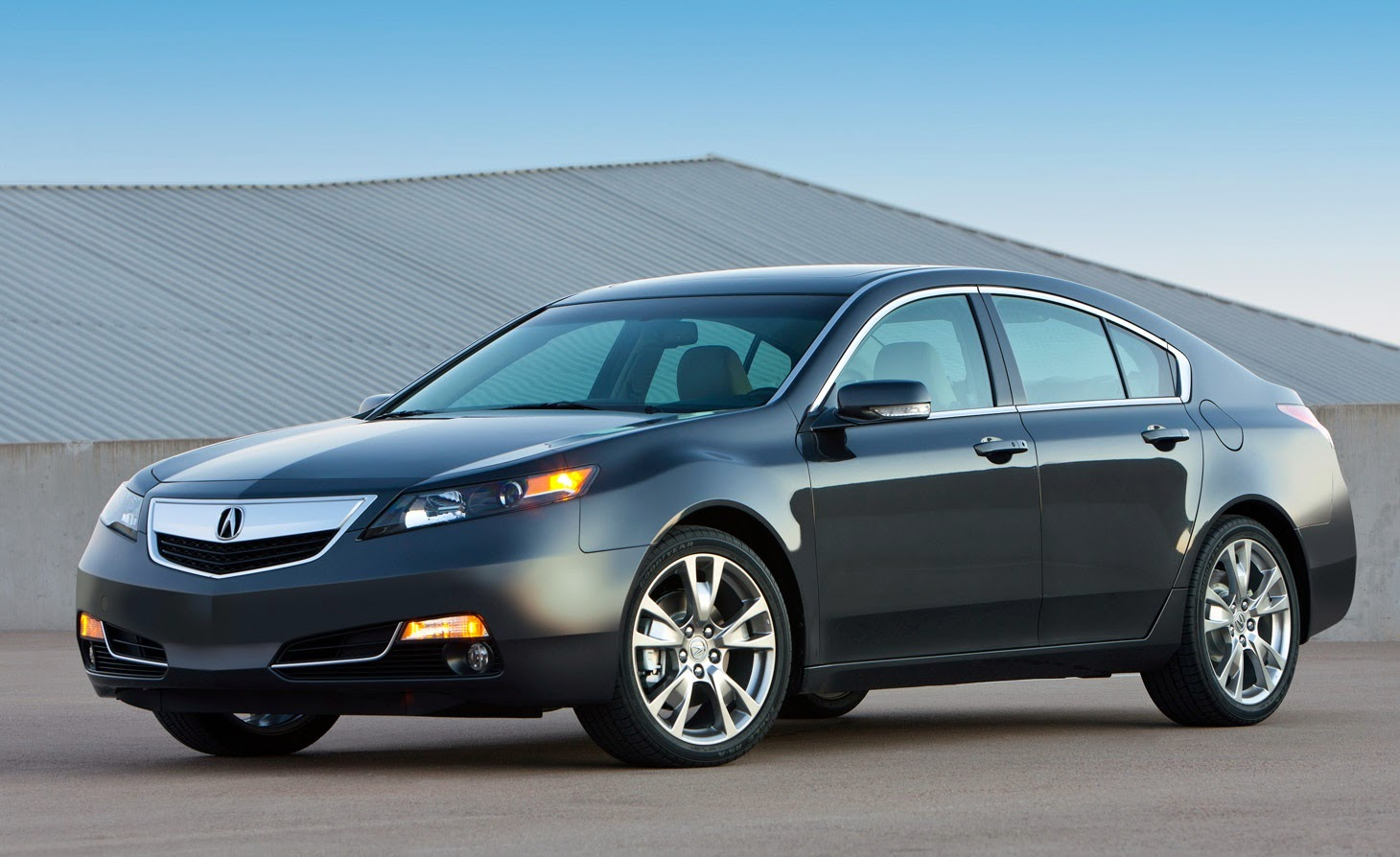 Educate All Universities 2014 Acura Tlx