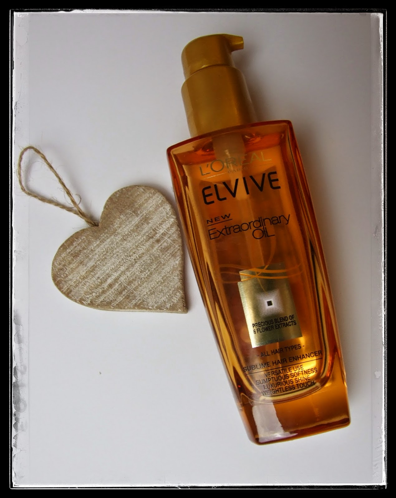 L'oreal elvive hair oil