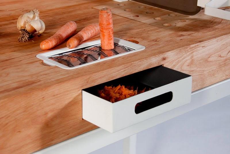 cocinas de diseño independientes