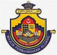Jawatan Kerja Kosong Majlis Perbandaran Kluang (MPK) logo