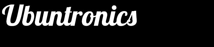 Ubuntronics
