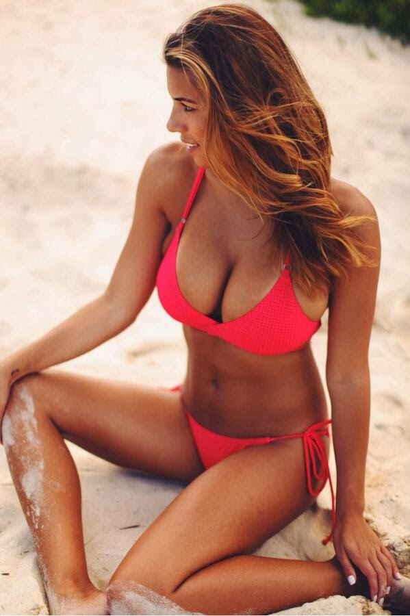 Valentines Bikini of the Day by ATIU Swimwear