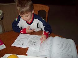 Reading Along
