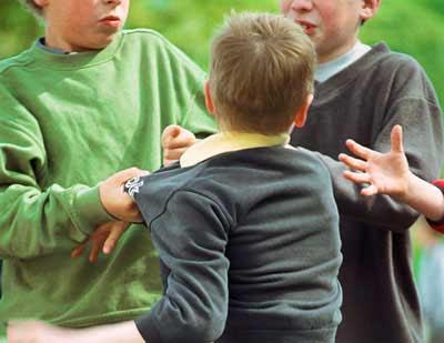 bullying, imagens de bullying com crianças na escola