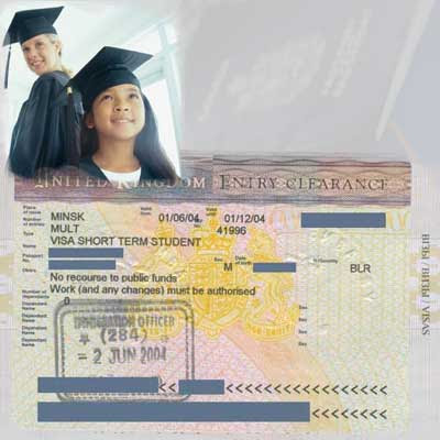 Visas for studying abroad in the UK | INTO